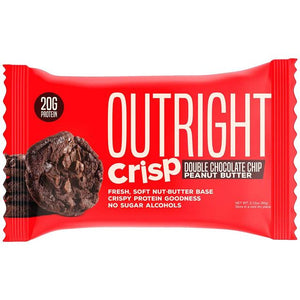 Outright Crisp Double Chocolate Peanut Butter