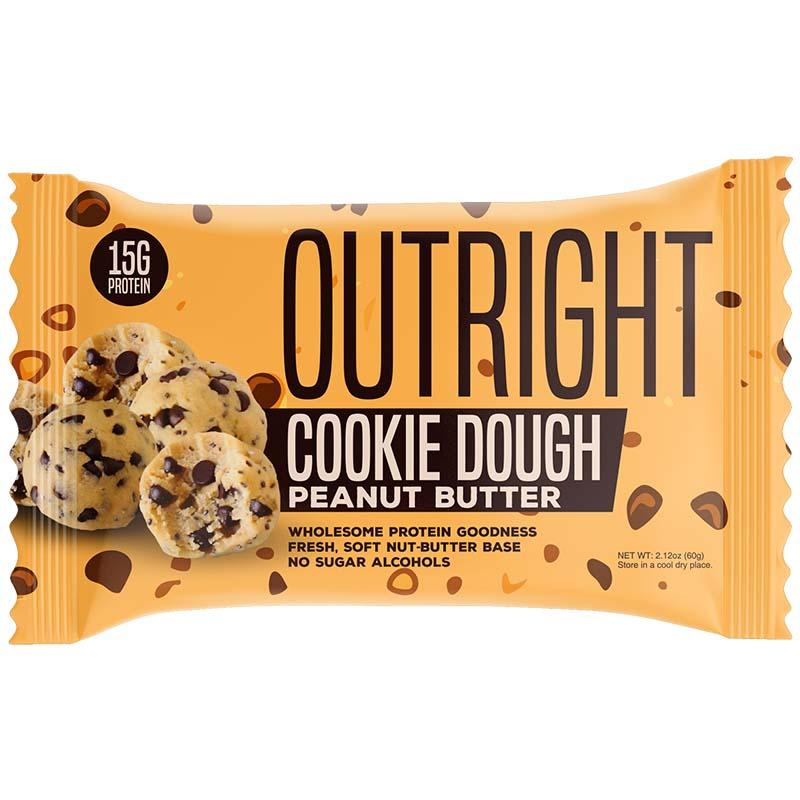 Outright Cookie Dough Peanut Butter