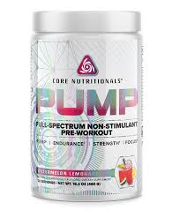 Core Pump Watermelon Lemonade