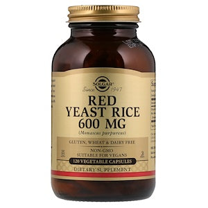 Red Yeast Rice 120Vcaps