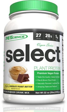 Select Vegan Chocolate Peanut Butter