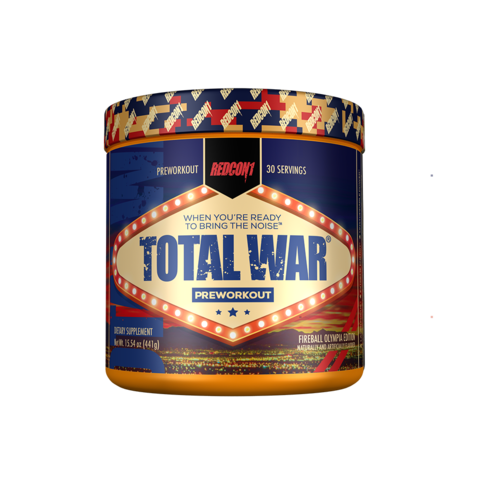 Total War Fireball Olympia Edition