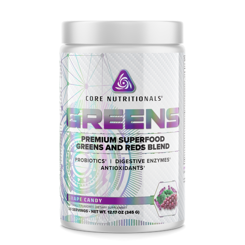 Core Greens Grape Candy
