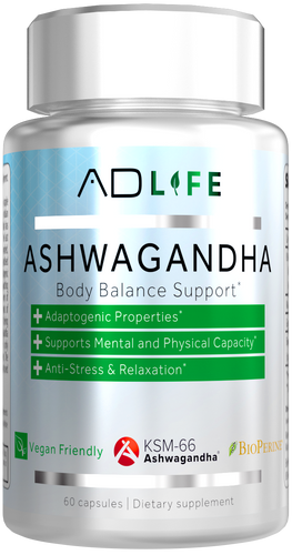 Project AD Ashwagandha