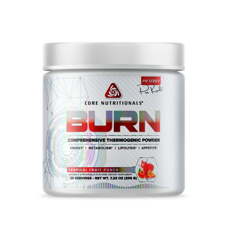 Core Burn Tropical Fruit Punch