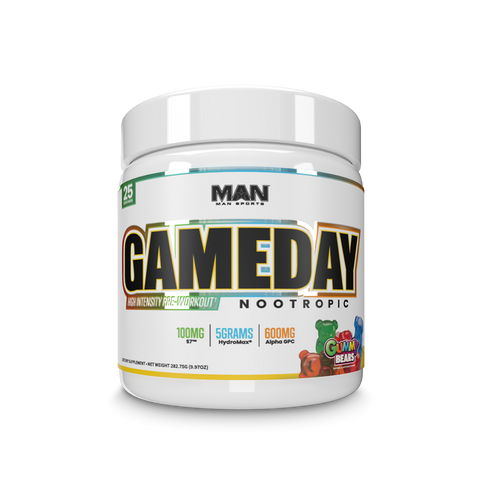 Game Day Nootropic Gummy Bears