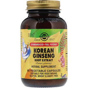 Korean Ginseng 60Vcaps