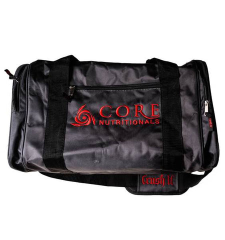 Crush It Apparel Gym Bag