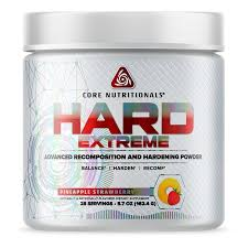 Core Hard Extreme Pineapple Strawberry