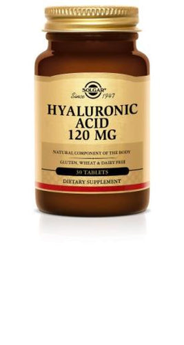 Hyaluronic Acid 120mg 30 tablets