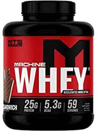 Machine Whey Ice Cream Sandwich 5lb