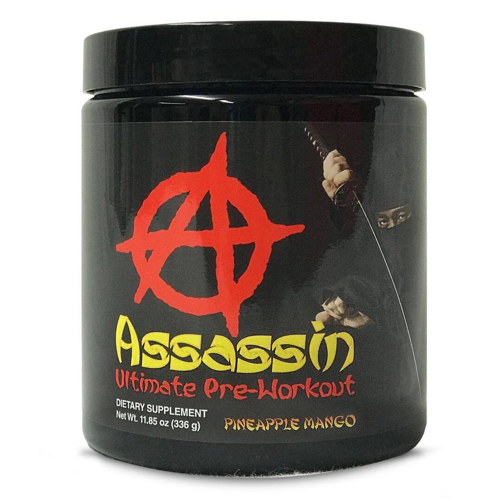 Assassin Pineapple Mango