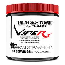 Viper Rx Powder KiWi Strawberry