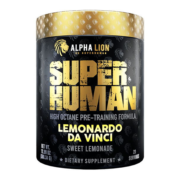 Super Human Lemonardo DiVinci