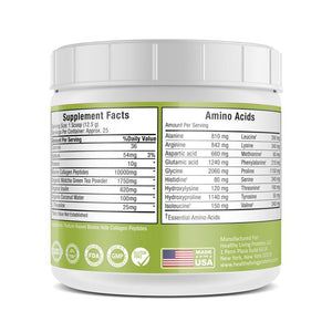 Matcha Collagen Peptides