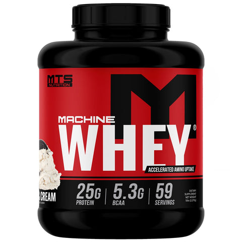 MTS Machine Whey