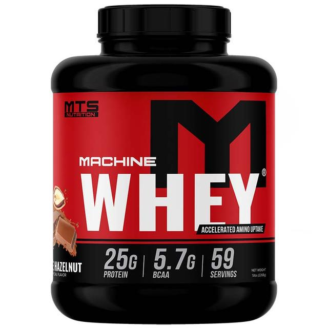 Machine Whey Chocolate Hazelnut