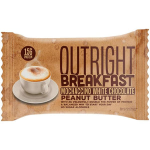 Outright Breakfast Mochaccino White Chocolate Peanut Butter