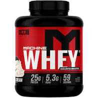 Machine Whey Cookies & Cream 5lb
