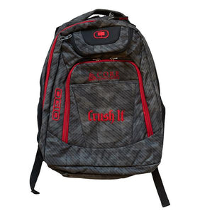 Crush It Apparel OGIO Red Back Pack