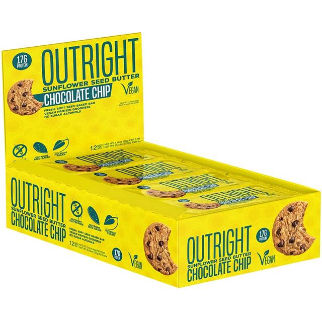 Outright Sunflower Seed Butter Chocoalte Chip
