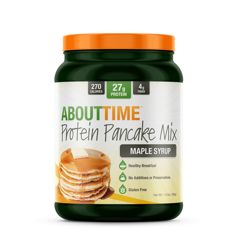 About Time Pancake Mix
