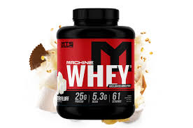 Machine Whey Peanut Butter Fluff 5lb
