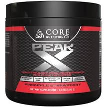 Core Peak X Pineapple Strawberry