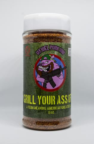 Grill Your Ass Off