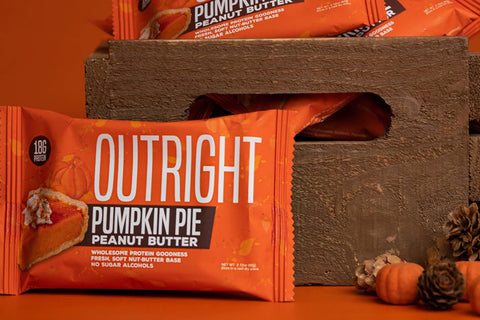 Outright Pumpkin Pie Peanut Butter