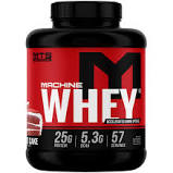 Machine Whey Creamy Red Velvet 5lb