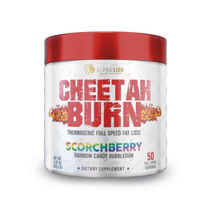 Cheetah Burn Stim Scorchberry