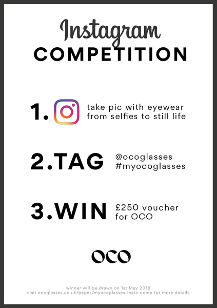 Instagram Competition Flyer