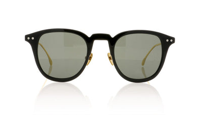 AM Eyewear Ava.3 72.3 BL-SM Black Sunglasses at OCO