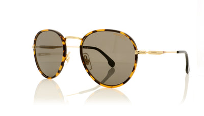 Carrera 151/S RHLIR Gold Blck Sunglasses