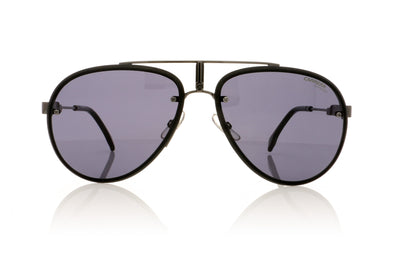 Carrera GLORY 32K Matte Black Sunglasses