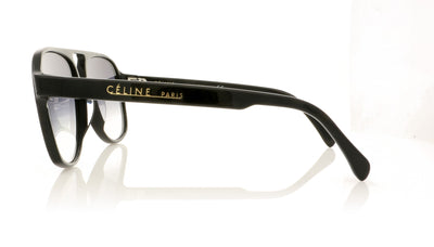 Céline CL40032U 01B Shiny Black Sunglasses