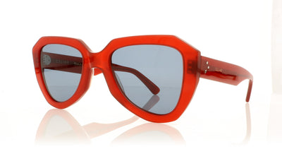 Céline CL40046U 66V Shiny Red Sunglasses