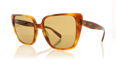 Céline CL40047I 53E Tortoiseshell Sunglasses at OCO