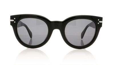 Céline New Butterfly CL41040/S 807 Black Sunglasses