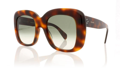 Céline Stella CL41433/S 05L Havana Sunglasses at OCO