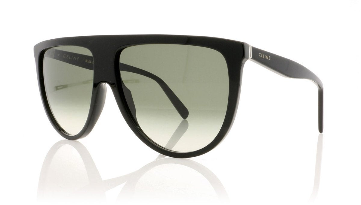 3067b7689ec Céline Thin Shadow CL41435 S 807 Black Sunglasses at OCO