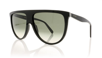Céline Thin Shadow CL41435/S 807 Black Sunglasses at OCO