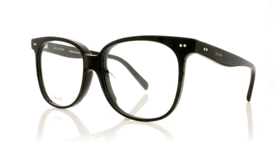 Céline CL50010F 001 Shiny Black Glasses