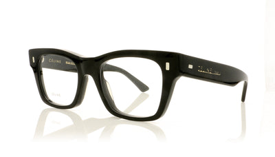 Céline CL50011I 001 Shiny Black Glasses