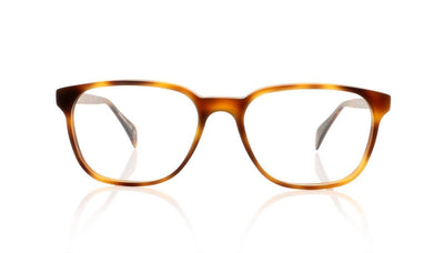 Claire Goldsmith Archer 2 Mt Drk Tort Glasses at OCO