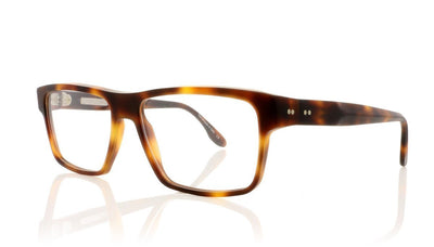 Claire Goldsmith Cole 6 Matte Dark Toroiseshell Glasses at OCO