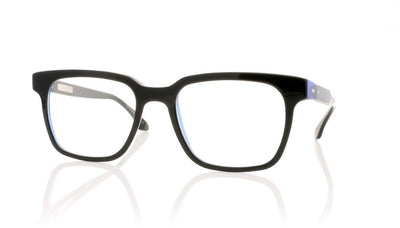 Claire Goldsmith Hudson 3 Black Indigo Glasses