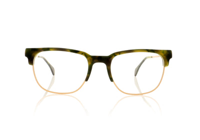 Claire Goldsmith MARSHALL 5 Autumn Tortoise Glasses