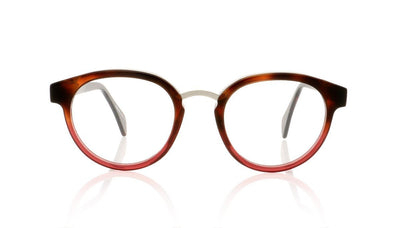 Claire Goldsmith Rixon 5 Tort Plum Glasses at OCO